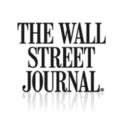 Featured in the Wall Street Journal