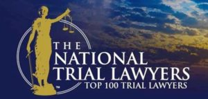 Nationally Selected Top 100 Trial Lawyers
