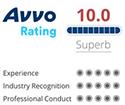 Superb 10/10 Rated Denver Attorney