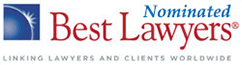 Best Lawyers in America Nomination