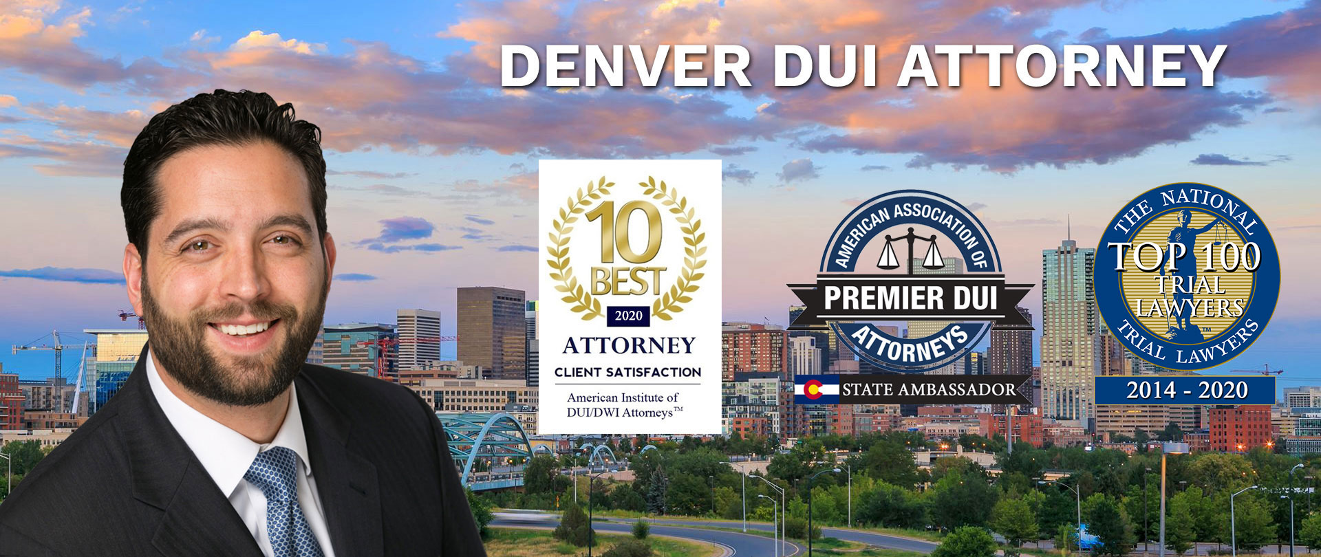 Denver Top DUI Attorney Banner