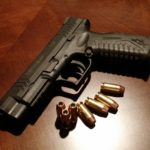 Ammo Firearms Bullets Weapon Pistol Handgun Gun
